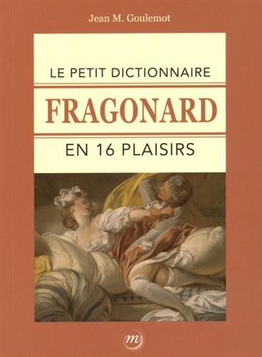 9782711862788: Fragonard, petit dictionnaire