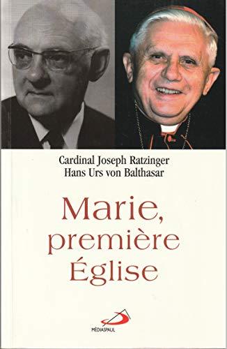 9782712201470: Marie, premi�re Eglise
