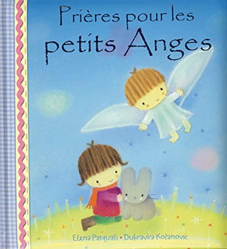 9782712211011: Prières pour les petits anges