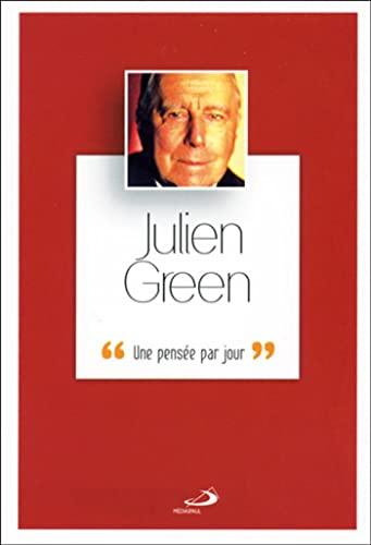 9782712212964: Julien Green : Une pens�e par jour