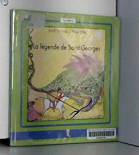 9782713014529: La légende de saint georges