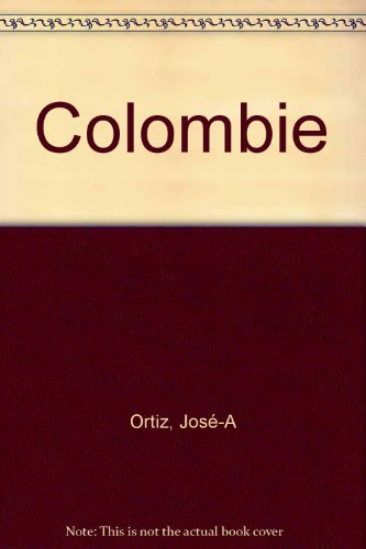 9782713100949: Colombie