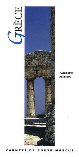 GRECE - CARNET DE ROUTE: TOLEDANO ALEXEIEV