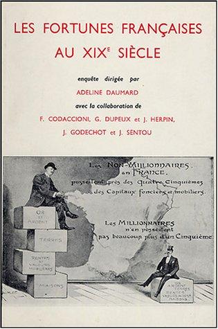 9782713202681: Les fortunes françaises