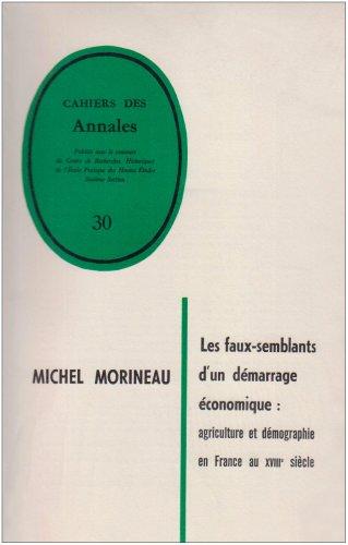 Les faux-semblants dun démarrage économique (French Edition): Michel ...