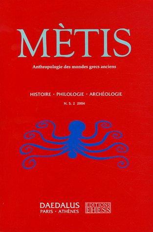 REVUE METIS T.2