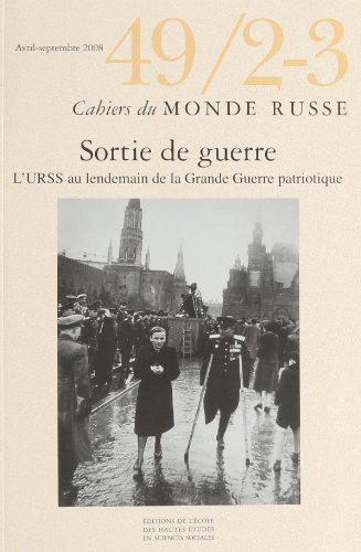 Cahiers du monde russe 49/2-3 (French Edition): Collectif