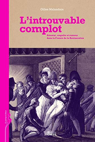9782713222801: L'introuvable complot (French Edition)