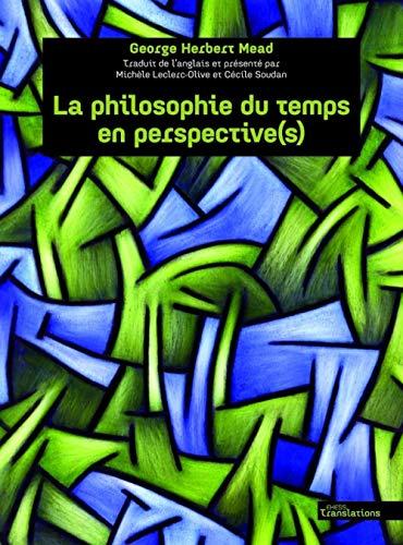 9782713223655: La philosophie du temps en perspective(s)