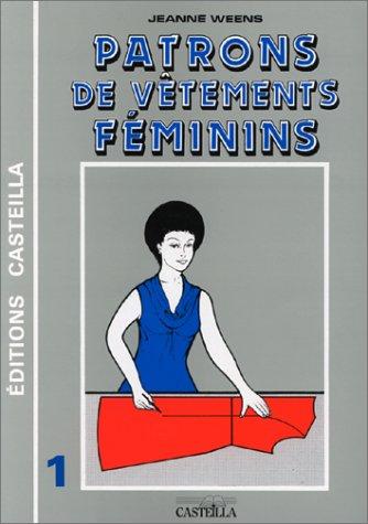9782713505331: Patrons de vetements feminins cap bep bp t1