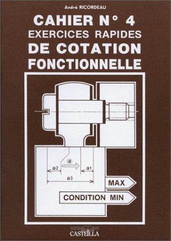 Exercices rapides de cotation fonctionnelle: Ricordeau, André