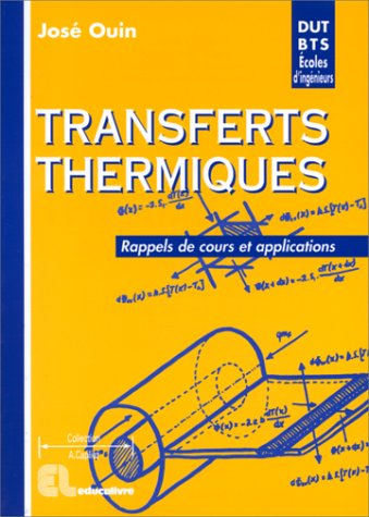 TRANSFERTS THERMIQUES: OUIN JOSE