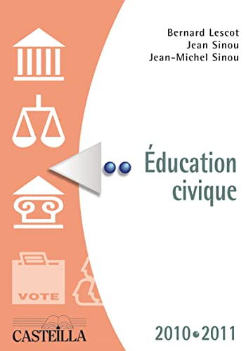 9782713531828: Education civique 2010-2011