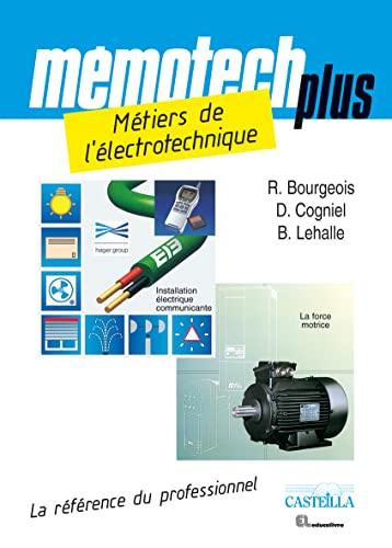 9782713533075: memotech plus metiers electrotechnique