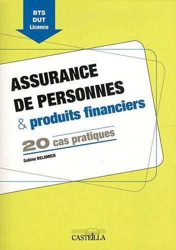 9782713533181: assurance de personnes et produits finan
