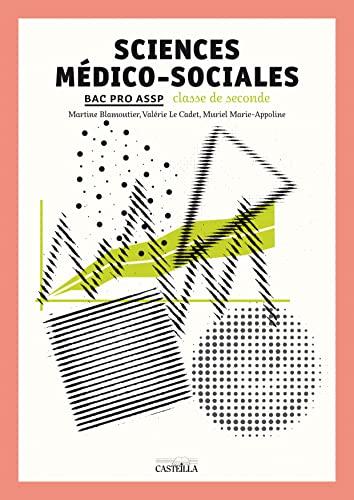 9782713533587: Sciences m�dico-sociales 2e Bac Pro ASSP