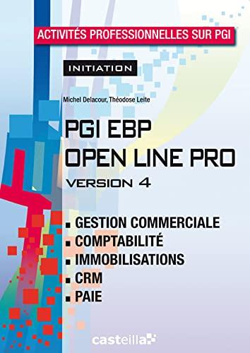 9782713534287: PGI EBP Open Line Pro version 4 : Initiation