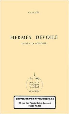 9782713800382: Herm�s d�voil�