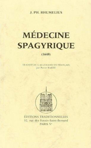 9782713801655: Médecine spagyrique : 1648