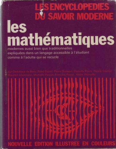 Les dictionnaires du savoir moderne: les mathématiques