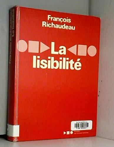 9782714000934: La Lisibilité (Actualité des sciences humaines) (French Edition)