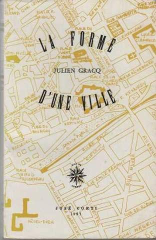 9782714300997: La forme d'une ville (French Edition)