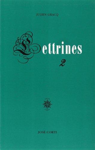9782714301826: LETTRINES (DOMAINE FRANCAIS)