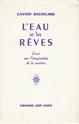 9782714301932: L'Eau et les r�ves