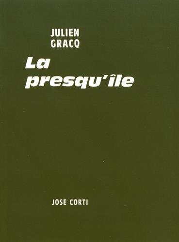 9782714302618: La presqu'île (Domaine Français)