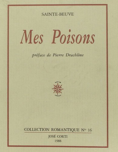 9782714302731: Mes poisons
