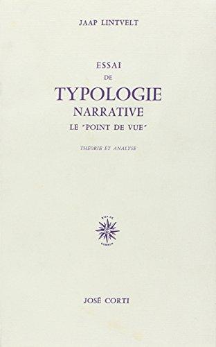 9782714303219: ESSAI DE TYPOLOGIE (Essais)