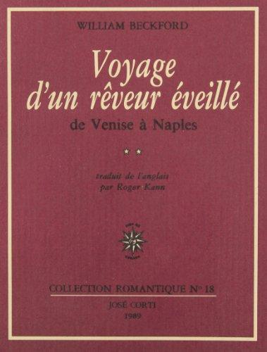 9782714303448: Voyage d'un r�veur �veill�