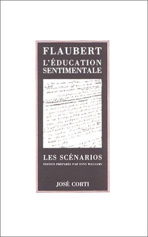 9782714304537: L'éducation sentimentale : Les scénarios