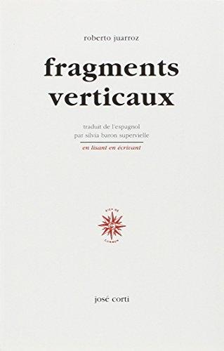 9782714305008: Fragments verticaux