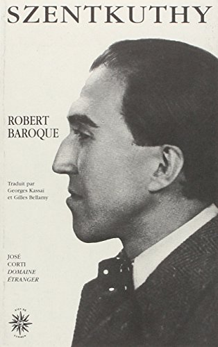 9782714306593: Robert baroque (French Edition)