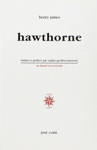 9782714307286: Hawthorne