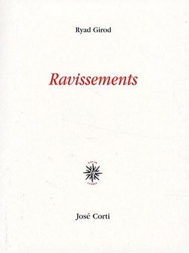 9782714309648: Ravissements (French Edition)