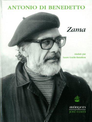9782714310552: Zama (Ibériques)