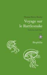 9782714310804: Voyage sur le Rattlesnake