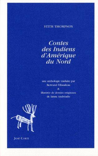 9782714310811: Contes des Indiens d'Amérique du Nord
