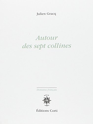 9782714311603: Autour des Sept Collines