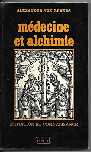 9782714411068: Medecine et alchimie