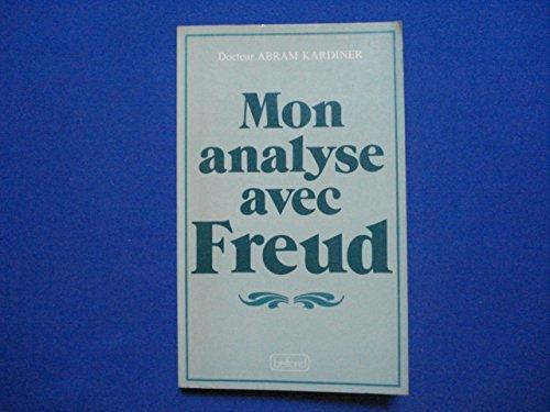 9782714411273: Mon analyse avec Freud