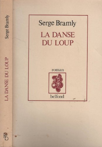 9782714415240: La danse du loup (French Edition)