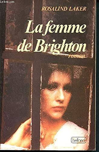 9782714417299: La femme de brighton.