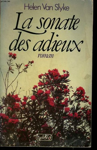 9782714417473: La sonate des adieux