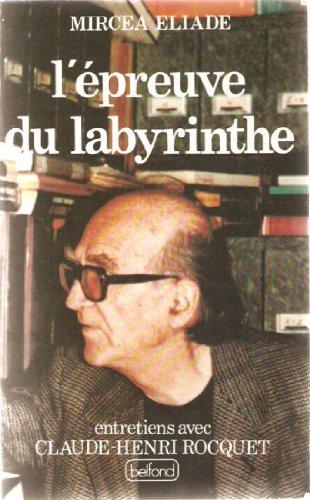 9782714417749: L'epreuve du labyrinthe