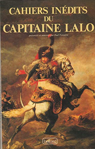 Cahiers inédits du capitaine Lalo: LALO
