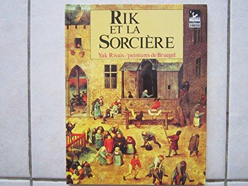 9782714423269: Rik et la sorcière : peintures de bruegel