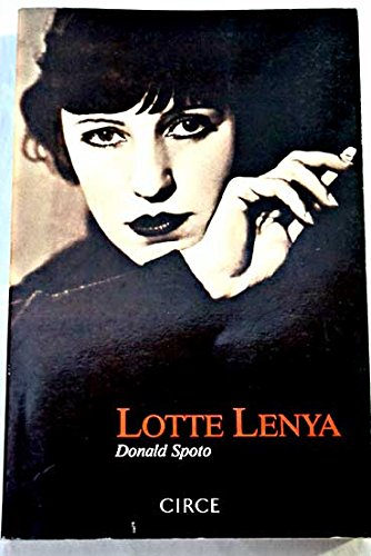 9782714425928: Lotte Lenya